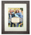 Wall Frame 16X20 To 11X14-Rustic Blue Gray