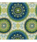 Solarium Outdoor Fabric 54\u0022-Bindis Summer
