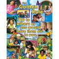 Carson-Dellosa The Golden Rule Verse Chart 6pk