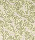 Home Decor 8\u0022x8\u0022 Fabric Swatch-Outdoor FabricMorro Bay Palm Green