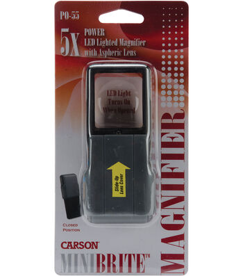 Carson MiniBrite Lighted Magnifier