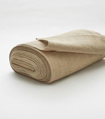 The BIG Bolt Burlap Fabric 43''x30 yds-Natural