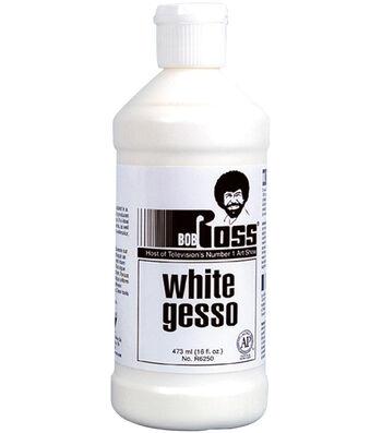 Bob Ross Gesso 16oz-White