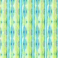 Keepsake Calico Cotton Fabric-Green Watercolor Stripes