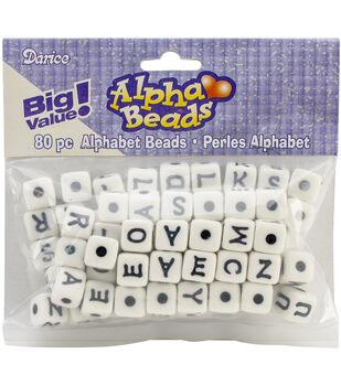Cube Alpha Bead