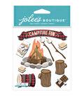Jolee\u0027s Boutique 11 Pack Dimensional Stickers-Campfire Fun