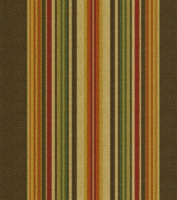 """Solarium Outdoor Fabric 54""""-Lennar Chocolate"""