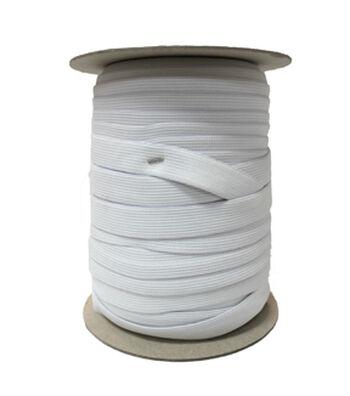"""Pellon 1/2""""  x 144yd Spool  Knit Elastic- White"""