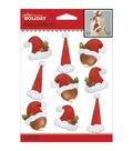 Jolee\u0027s Christmas Stickers-Santa