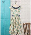 Simplicity Pattern 8294 Misses\u0027 Petite Dress & Sash-Size U5 (16-24)