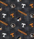 University of Tennessee Volunteers Cotton Fabric 44\u0022-Distressed Logo