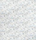 Home Decor 8\u0022x8\u0022 Fabric Swatch-SMC Designs Fast Times / Stone Blue