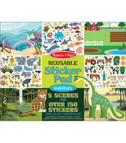 Melissa & Doug Reusable Sticker Pad, , hi-res
