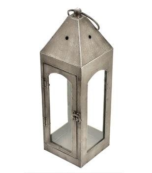 Maker's Halloween Large Metal Lantern