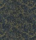Keepsake Calico Cotton Fabric 43\u0022-Distressed Blender Foil Navy