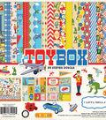 Carta Bella Collection Kit 12\u0022X12\u0022-Toy Box