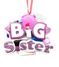 Maker\u0027s Holiday Christmas Big Sister Ornament