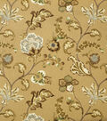 Home Decor 8\u0022x8\u0022 Fabric Swatch-Print Fabric Eaton Square Danika Caf