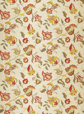 Home Decor 8x8 Fabric Swatch-Jaclyn Smith Allusive Lemon Zest