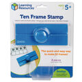 Ten Frame Stamps, 3 Sets