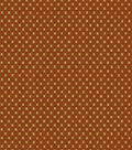 Home Decor 8\u0022x8\u0022 Fabric Swatch-Prussian Dot Spice