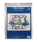 Imaginating Counted Cross Stitch Kit-Trick Or Treat