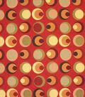 Home Decor 8\u0022x8\u0022 Fabric Swatch-Upholstery Fabric Barrow M7262-5485 Fire