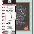 The Happy Planner Big Notebook with 60 Sheets-Education