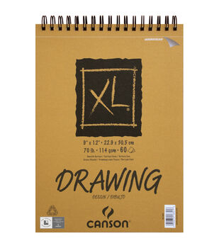 Canson XL Recycled Drawing Paper Pad