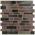 York Wallcoverings Sticktiles-Modern Long Stone