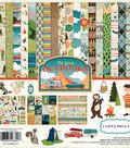 Carta Bella Collection Kit 12\u0022X12\u0022-Great Outdoors