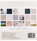 One Canoe Two Twilight 36-sheet 12\u0027\u0027x12\u0027\u0027 Single-sided Paper Pad
