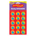 Seal of Approval-Caramel Corn Stinky Stickers 6 Packs