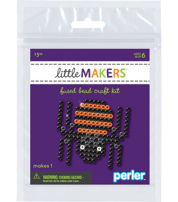 Little Maker's Fused Bead Craft Kit-Spider