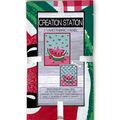 1 Yard Fabric Panel-Watermelon