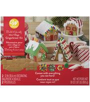 Wilton Gingerbread Kit-Mini Village, , hi-res