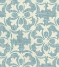 Waverly Upholstery Fabric 54\u0027\u0027-Mineral Couryard