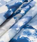 Robert Allen @ Home Upholstery Fabric 55\u0027\u0027-Indigo Aptura Floral