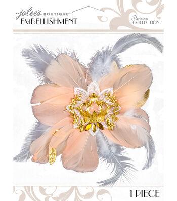 Jolee's Boutique Parisian Royal Crown Embellishment