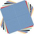 Cricut 10 Pack 12\u0027\u0027x12\u0027\u0027 Deluxe Papers-Party Time