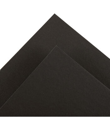 Canson 20''x30'' Illustration Board-Black