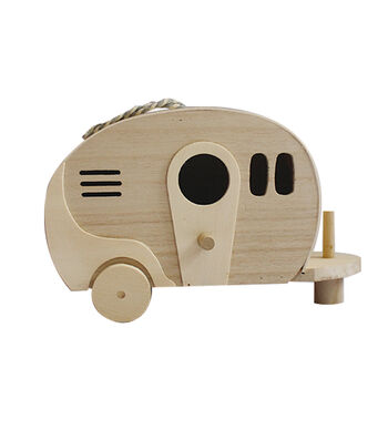 Large Camper Birdhouse