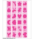 Plaid  Stencils - Value Packs - Letter Stencils - Icons