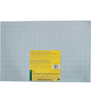 Gridded Plastic Template Sheets