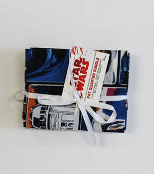 Star Wars 4-pc Fabric Bundle 2