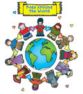Kids Around the World Bulletin Board Set, 2 Sets