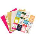 Park Lane Paperie 12\u0027\u0027x12\u0027\u0027 Printed Cardstock Collection Pad-Color Play