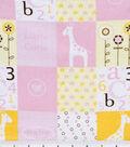 Snuggle Flannel Fabric -Little Cutie