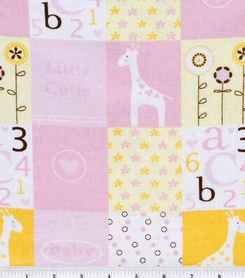 Snuggle Flannel Fabric 42''-Little Cutie