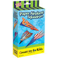 Creativity For KidsPaper Airplane Squadron Kit
